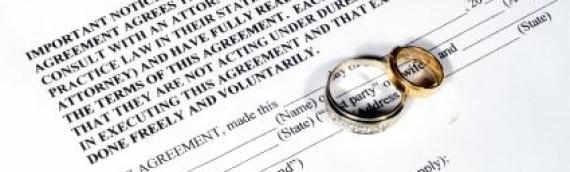 The Need for Prenuptial Agreements